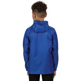 Regatta Pack It III Jacket Kids nautical blue